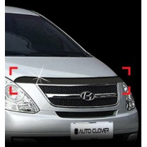 [AUTO CLOVER] Hyundai Grand Starex - San Hood Guard Molding Set (B022)