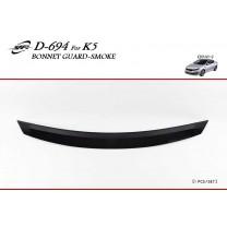 [KYOUNG DONG] KIA K5 - Smoked Bonnet Guard Molding (D-694)
