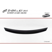 [KYOUNG DONG] KIA The New K5 - Smoked Bonnet Guard Molding (D-694)