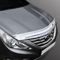 [KYOUNG DONG] Hyundai YF Sonata - Chrome Bonnet Guard Molding (K-897)