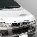 [KYOUNG DONG] Hyundai New Starex - Chrome Bonnette Guard Molding (K-899)