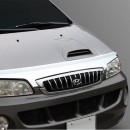 [KYOUNG DONG] Hyundai Starex - Chrome Bonnette Guard Molding (K-900)