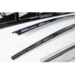 [AUTO CLOVER] Honda CR-V - Chrome Door Visor Set (C517)
