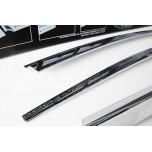 [AUTO CLOVER] Honda CR-V - Chrome Door Visor Set (C518)