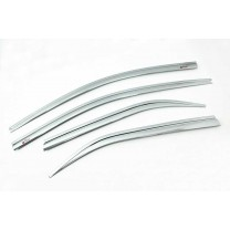 [AUTO CLOVER] Toyota Camry - Chrome Door Visor Set (C530)