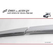 [KYOUNG DONG] Audi Q5 - Chrome Door Visor Set (D-903)