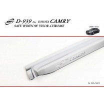 [KYOUNG DONG] Toyota Camry - Chrome Door Visor Set (D-939)