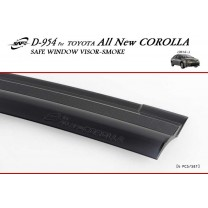 [KYOUNG DONG] Toyota Corolla - Smoked Window Visor (D-954)