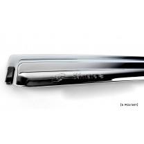 [KYUNG DONG] Hyundai Santa Fe CM / The Style - Chrome Window Visor Set (K-671)