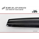 [KYUNG DONG] Hyundai EF Sonata - Smoked Door Window Visor Set (K-901-10)