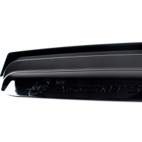 [KYUNG DONG] Hyundai Accent Wit - Smoked Window Visor Set (K-901-115)