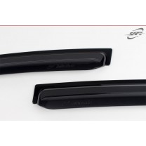 [KYUNG DONG] Hyundai New i30 - Smoked Window Visor Set (K-901-125)