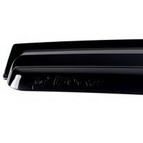 [KYOUNG DONG] Hyundai i30CW - Smoked Window Visor Set (K-901-35)