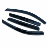 [SSANGYONG] SsangYong Korando Sports - Smoked Door Visor Set