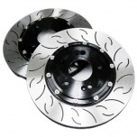 "[DMS] Hyundai YF Sonata TGDi - 2-Piece Lightweight  Brake Disc Rotor (12.6"")"