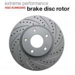 [KGC] Hyundai Grandeur HG - Tuning Brake Disc Rotor (Front)