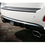 [F&B] Hyundai New Santa Fe CM - Rear Bumper Diffuser