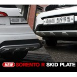 [HNS] KIA New Sorento R - Front & Rear Diffuser Set