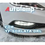 [AUTOLAMP] Hyundai YF Sonata - LED Daylight (DRL) Fog Lamp integrated Set