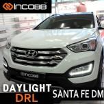 [INCOBB] Hyundai Santa Fe DM - LED Daylight (DRL) System Ver.2