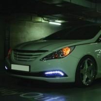 [GOGOCAR] Hyundai YF Sonata - LED Daylight System Set
