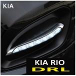 [MOTORSPY] KIA All New Pride Hatchback - LED Daytime Running Lights (DRL) Set