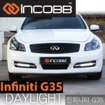 [INCOBB] Infiniti G35 - LED Daylight (DRL) System Set Ver.2