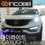 [INCOBB] KIA Sportage R - LED Daylight (DRL) System Set Ver.2