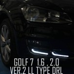 [AUTOLAMP] Volkswagen Golf 7 - LED LL Type DRL Ver.2 Set