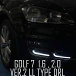 [AUTOLAMP] Volkswagen Golf 7 - LED LL Type DRL Ver.2 Set