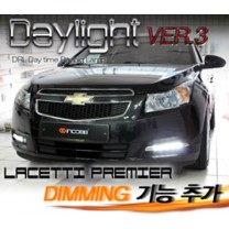 [INCOBB] GM-Daewoo Lacetti Premiere - LED Daylight (DRL) System Ver.3 (Dimming)