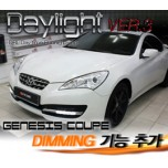[INCOBB] Hyundai Genesis Coupe - ED Daylight (DRL) System Ver.3 (Dimming)