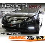 [INCOBB] Hyundai YF Sonata - LED Daylight (DRL) System Ver.3 (Dimming)