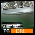 [MOTORSPY] Hyundai Grandeur TG - Power LED Daytime Running Lights (DRL) Set