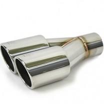 [JUN,B.L] 76.3 pi M Sports Upright Dual Cut Muffler Cutter (JBL5T-M002)