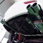 [PICO SOUND] Hyundai Avante MD - Dual Variable Muffler Exhaust System Set