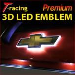 [RACETECH] Chevrolet Cruze - 3D Logo LED Chevrolet Emblem