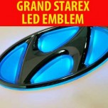 [CARROS] Hyundai Grand Starex - 2Way Hi-Color LED Emblem