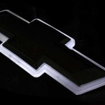 [LEDIST] Chevrolet Orlando - 2WAY LED Carbon Emblem Large (Rear)