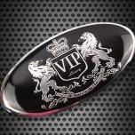 [VIP] HYUNDAI / KIA - R-Logo VIP-182 Lions Logo Horn Cap Emblem