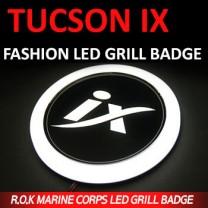 [SENSE LIGHT] Hyundai Tucson iX - Fashion LED Grille Badge