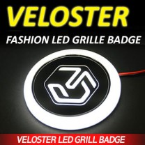 [SENSE LIGHT] Hyundai Veloster - Fashion LED Grille Badge