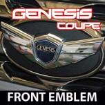 [NOBLE STYLE] Hyundai Genesis Coupe - Tuning Emblem (Front)