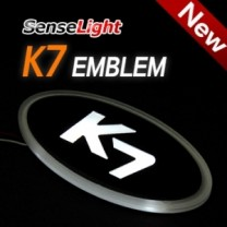 [SENSE LIGHT] KIA K7 - 2-Way LED Emblem Set
