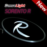 [SENSE LIGHT] KIA New Sorento R - 2-Way LED Special Emblem Set