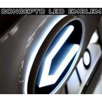 [BRICX] HYUNAI / KIA - Concepto 3D 2Way LED Emblem