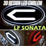 [BRICX] Hyundai LF Sonata - Concepto Logo 2-Way LED Emblem Set