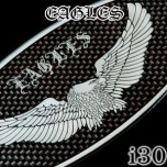 [ARTX] Hyundai i30 - Eagles Carbon Look Tuning Emblem Set