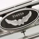 [ARTX] Hyundai New Click - Luxury Eagles Tuning Emblem Set