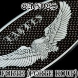 [ARTX] KIA Forte / Koup - Eagles Carbon Look Tuning Emblem Set